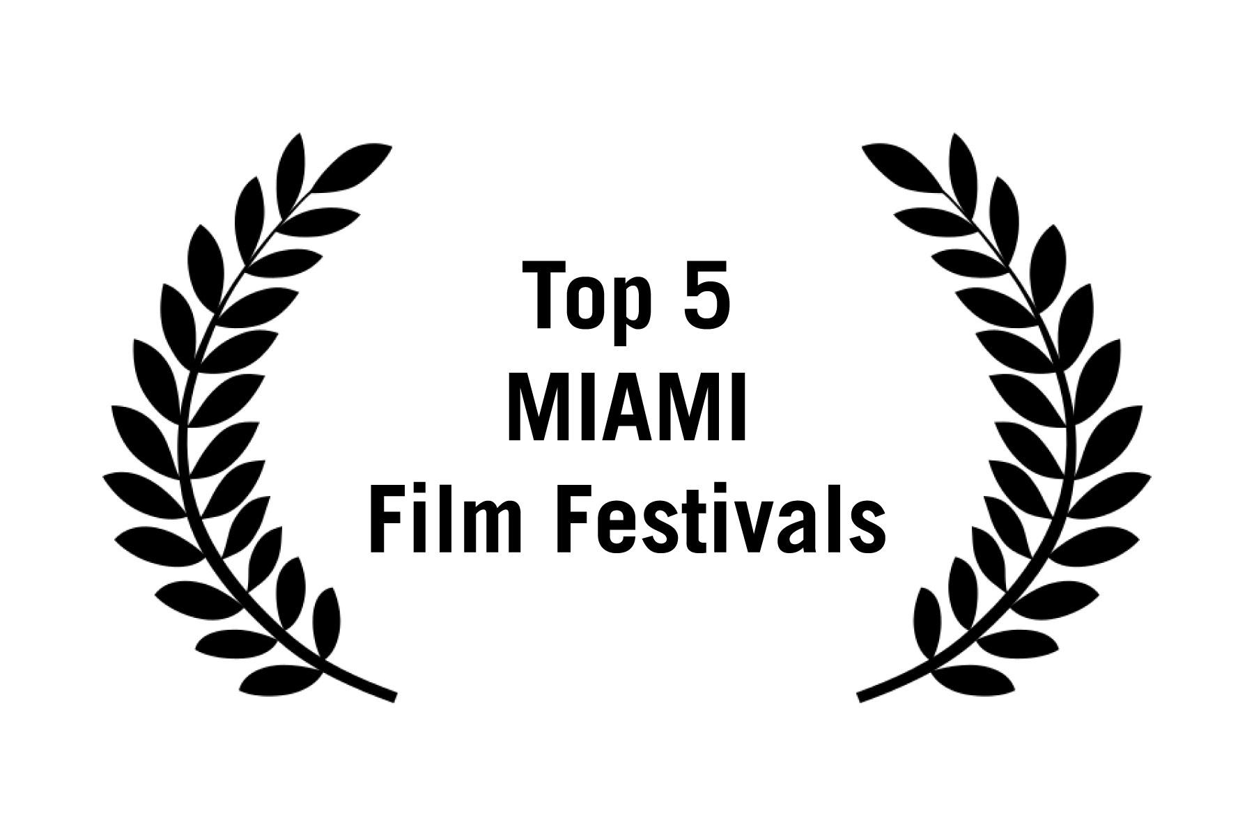 film festival wreath