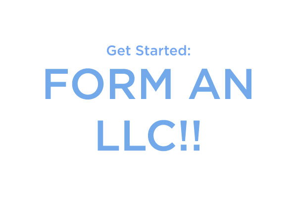start your video production company by first forming an llc